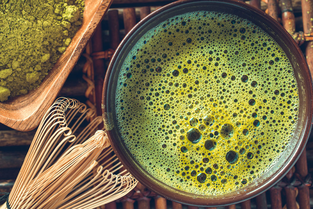 L-theanine found in green tea is a great nootropic for social anxiety